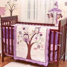 Purple Baby Bedding Crib Sets - Home Furniture Design Purple Baby Bedding, Baby Crib Bedding Sets, Crib Sets, Linen Bedding, Bed Linen, Baby Bedroom Sets, Bedroom Furniture Sets, Bedroom Decor, Wall Decor