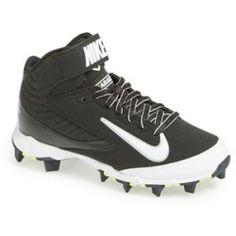 Nike 'Keystone Huarache' Baseball Cleat (Toddler, Little Kid  Big Kid) Black/ White 1 M - product - Product Review