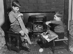 History of Knitting- WWII Era
