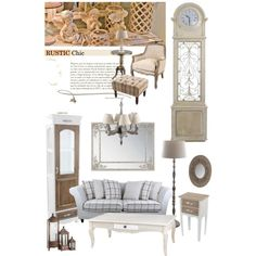 """inart - Country Style - RUSTIC Chic"" by inart on Polyvore"