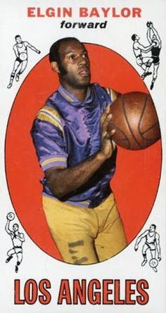 For sale topps 90 elgin baylor basketball card los angeles lakers nba hall of fame emorys memories. Baylor Basketball, Basketball Quotes, Basketball Drills, Basketball Pictures, Basketball Legends, Love And Basketball, Basketball Cards, Basketball Players, Women's Basketball