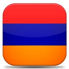 Bandeira Armenia.#JORGENCA
