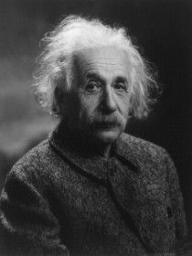 Albert Einstein Facts  click on the picture to get to the link to learn more facts.  Albert Einstein is perhaps the most famous scientist of all time. Both his image and brilliant work on theoretical physics live on today and he serves as an inspiration to young scientists around the world.
