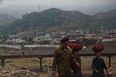 Rare photos of life in North Korea