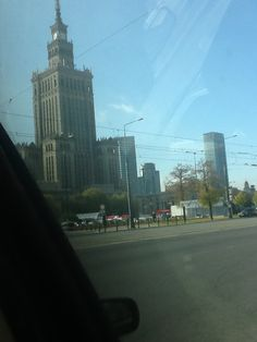 My lovely Warsaw!
