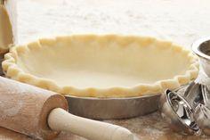 Easy Homemade Vegan Pie Crust Recipe With Margarine