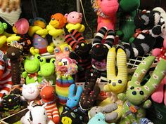 Craft with Confidence: Sock Animals - Taiwan Style