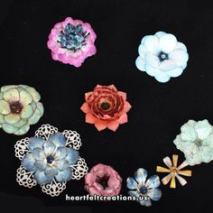 Heartfelt Creations flowers