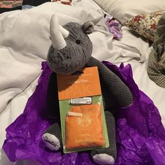 Scentsy Buddies - Ruby the Rhino w/ scent packet Brand new but without a box. This is the Scentsy buddy -Ruby the Rhino. She comes with a sun kissed citrus scent pack and is just as cute as can be! Scentsy Other