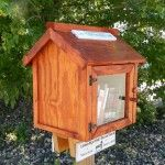 Free Little Library: Lending Library