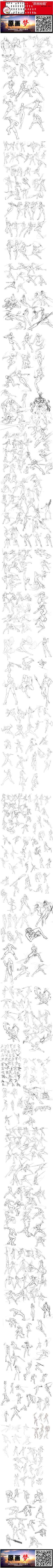 [Tutorial] various domineering human hands drawing