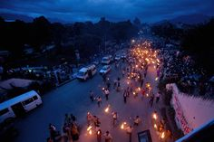 Nepalese Maoists protest in KTM