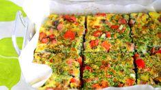 Uunimunakas - Reseptit - Ilta-Sanomat Avocado Toast, Quiche, Zucchini, Food And Drink, Vegetables, Cooking, Breakfast, Kitchen, Morning Coffee