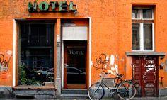 Das Hotel Berlin. Gin Tonic!
