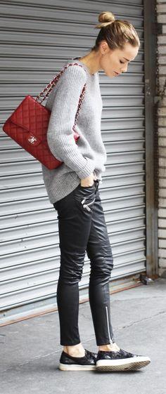 #leatherlover Styling