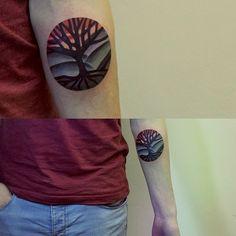 Alucinarás con estos tatuajes en color — cribeo