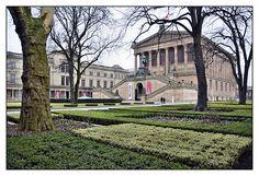 12.03.02.15.51.02 - Berlin, Neues Museum + Alte Nationalgalerie,  Friedrich August Stüler