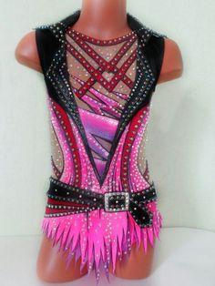 Maria Timoshkina's photos Salsa Bachata, Rhythmic Gymnastics Leotards, Rock Style, Dance Outfits, Catsuit, Dance Costumes, Dance Wear, Bikinis, Swimwear