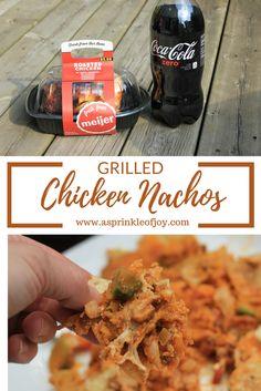 Grilled Chicken Nachos - Powered by @ultimaterecipe