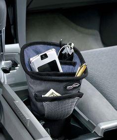 Super handy in the car!