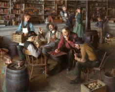 Where Stories Were Told by Morgan Weistling