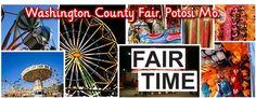 Washington County Fair , Potosi Mo. August 3rd-6th 2016 - Home