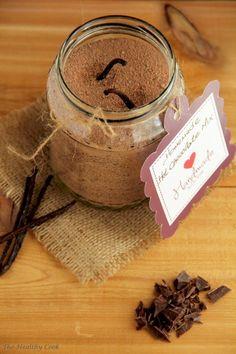 Healthy Hot Chocolate Mix with Cacao Nibs – Υγιεινό Μείγμα για Ζεστή Σοκολάτα με Κακάο Νιμπς
