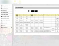 Web-Based Delivery Order/Invoice Management System