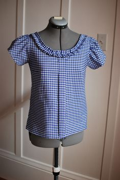 """The Sew Weekly did a """"7 Days of Sorbetto"""" challenge and ended up with 7 great tops and includes great tips for customizing the tops (like how to add sleeves!)"""