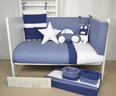 Ropa de cuna ideal para la habitación del bebé