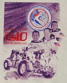 3 Apollo 15 First Day of Issue Cover Stamp by collectorsville, $24.95