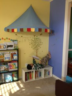 Our Reading Nook