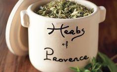 Hierbas de Provenza: condimento tradicional francés