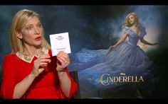 PUT YOUR GLASS MAGIC SHOE ON! Just interviewed the whole cast of the new Disney movie Cinderella: http://movies.disney.com/cinderella/ And Cate Blanchett was quite moved by our film FEMME! watch FEMME now: ykr.be/1jhwacplq9