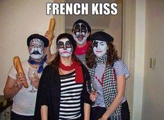 Great group Halloween costume