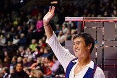 Patrick Chan(Canada) : World Figure Skating Championships 2013 in London(CANADA)