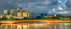 Pontes seculares do Recife
