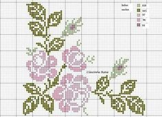 This Pin was discovered by Ban Cross Stitch Pillow, Cross Stitch Bird, Cross Stitch Borders, Cross Stitch Flowers, Cross Stitch Designs, Cross Stitching, Cross Stitch Embroidery, Cross Stitch Patterns, Crochet Stitches Patterns