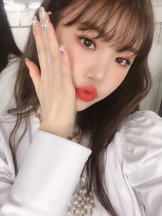Find images and videos about kpop, icon and theme on We Heart It - the app to get lost in what you love. Kpop Girl Groups, Korean Girl Groups, S Girls, Kpop Girls, K Pop, Soo Jin, Cube Entertainment, Korean Makeup, Soyeon
