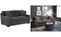 Radley Fabric Full Sleeper Sofa Bed - Couches & Sofas - Furniture - Macy's