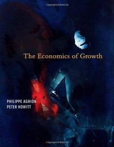 The Economics of Growth by Philippe Aghion http://www.amazon.com/dp/0262012634/ref=cm_sw_r_pi_dp_epcgwb0E9N38Z