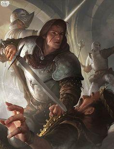 Artist: Unknown - Title: Unknown - Card: Mighty King Krozas