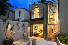 Bourke Terrace - contemporary - Exterior - Sydney - ORBIS design