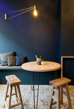 Cosy Corner, Interior Decorating, Interior Design, Coffee Design, Ceramic Design, Cafe Restaurant, Dining Table, Dining Room, Home Renovation