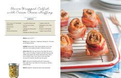 Bacon Wrapped Catfish with Cream Cheese Stuffing Recipe http://media-cache-ec0.pinimg.com/originals/99/b3/85/99b3851ca174188b1027efac2b4e2430.jpg