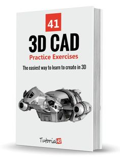 This eBook contains 41 and over 81 These exercises are designed to help you easily gauge your improvement while learning how… Hobbies To Try, Hobbies That Make Money, Hobbies For Men, Couples Hobbies, Mechanical Engineering Design, Mechanical Design Software, Solidworks Tutorial, Autodesk Inventor, Autocad Inventor
