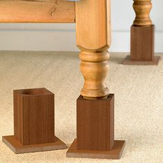 these high quality tall wooden bed risers are an easy way to raise the height of a bed with a wide base for maxium stability and a large recessed area at bed risers target furniture