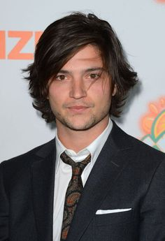 Thomas Mcdonell with short(ish) hair