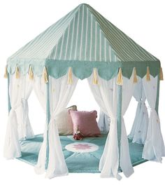 Willow Pavilion tent, for indoor or outdoor play - LOVE!!!