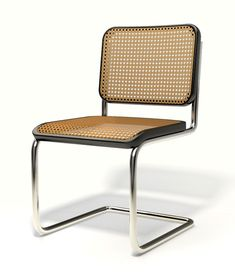 The B32 Chair.  One of the most comfortable dining chairs ever